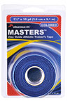 Masters Tape colored Blue in retail package Pharmacels