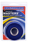 Masters Tape colored Navy in retail package Blue Pharmacels