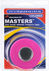 Masters Tape colored Pink in retail package Pharmacels