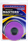 Masters Tape colored Purple in retail package Pharmacels