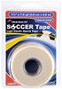 SOCCER Tape White in retail package Pharmacels